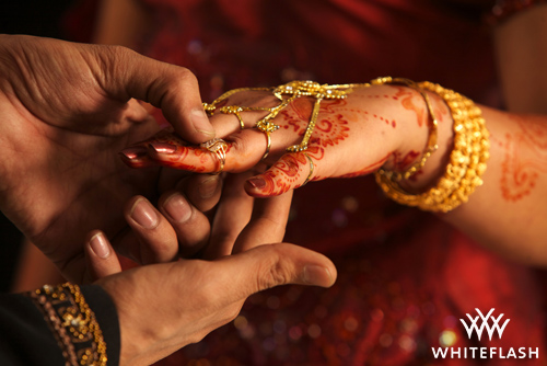 Indian Wedding Ring Tradition