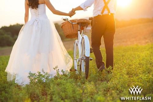 Western White Wedding