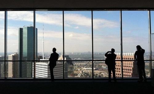 JP Morgan Chase Tower Observation Deck
