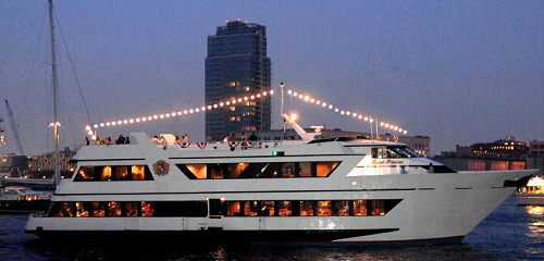 Luxury Dinner cruise