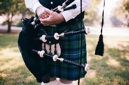 Houston Bagpiper