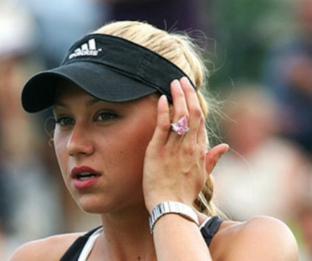 Anna Kournikova and Enrique Inglesias