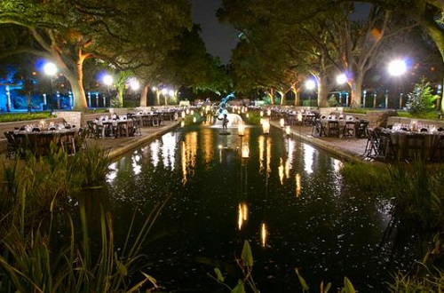The top 20 wedding venues in houston houston zoo junglespirit Gallery