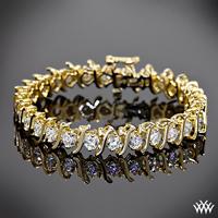 Custom Tennis Bracelet