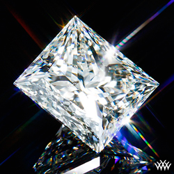 Super Ideal Princess Cut Diamond