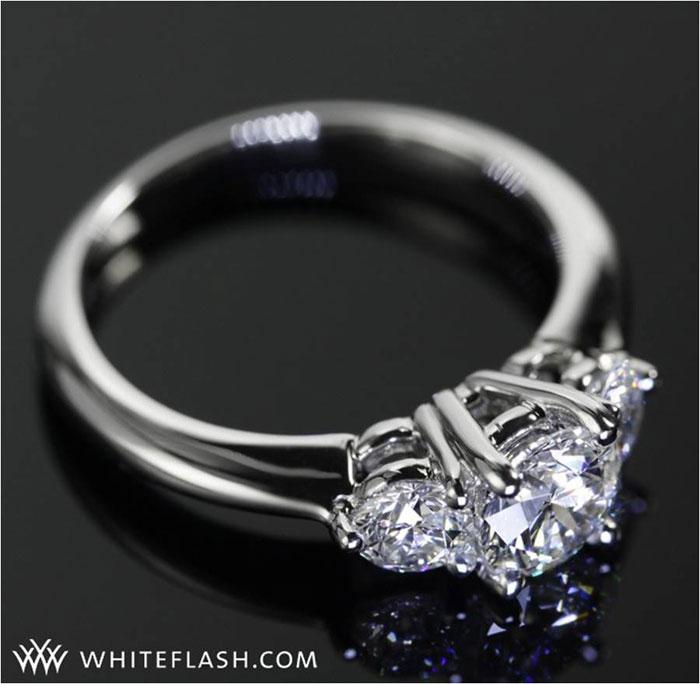 Ring Settings Engagement Ring Settings 3 Stone