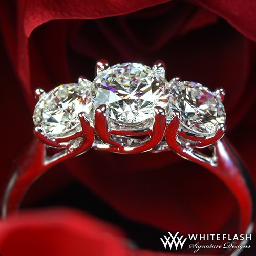Engagement Rings: Fit For A Queen