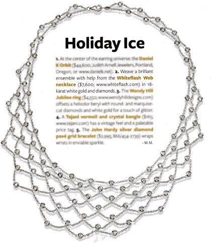 holiday Ice