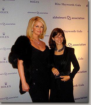 Donna Dixon and Debi Wexler