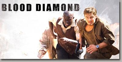 Whiteflash Blood Diamond Movie Review