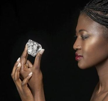 diamond, black women