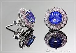 Sapphire Earring Jackets