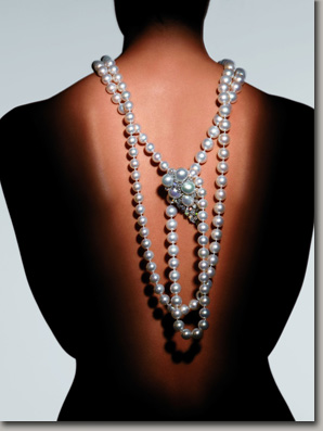 Henry Dunay Pearl Necklace