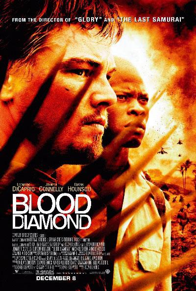 blood diamond,Dicaprio