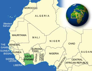 India Bans Rough from Cote d'Ivoire