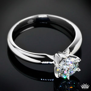 Solitiare Engagement Ring by Whiteflash