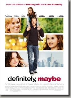 Definitely Maybe Movie