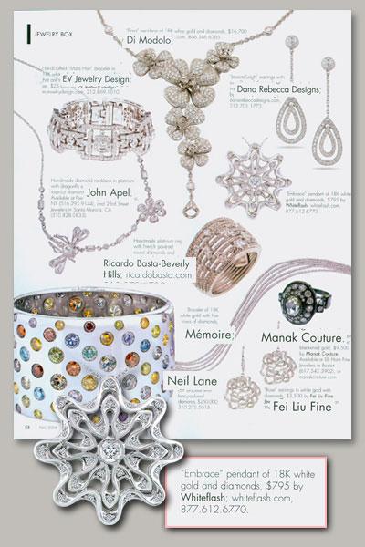 Inside Weddings,Whiteflash Fashion Jewelry