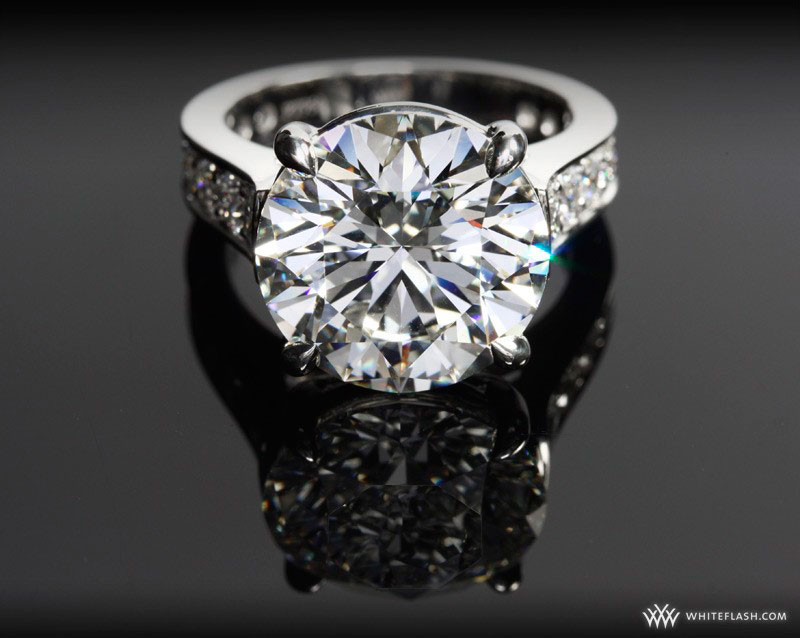 Celebrity Diamond Engagement Rings