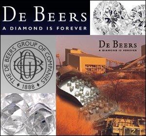 DeBeers,diamonds