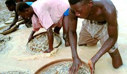 Liberia,diamonds