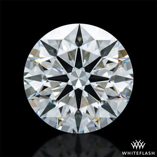 Hearts and Arrows Round Diamond