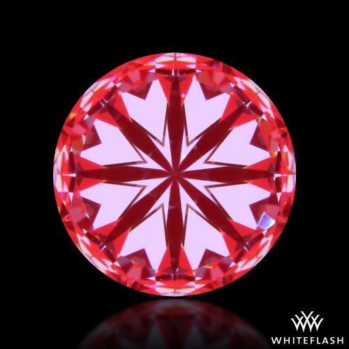 Round Diamond Hearts