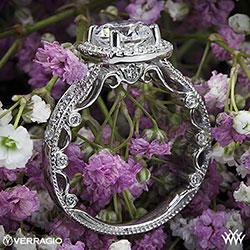 Verragio PAR-3077CU Engagement Ring