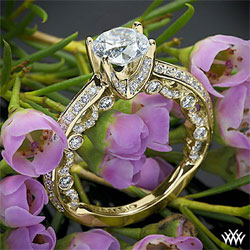 Verragio PAR-3001R Engagement Ring