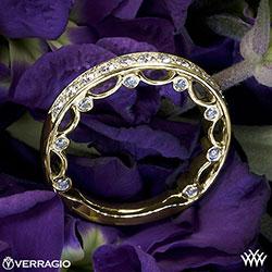 Verragio PAR-3042W Wedding Ring