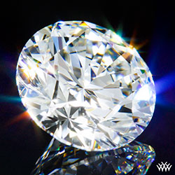 A CUT ABOVE Hearts and Arrows Diamond