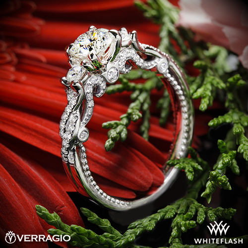 Verragio INS 7074R Diamond Engagement Ring