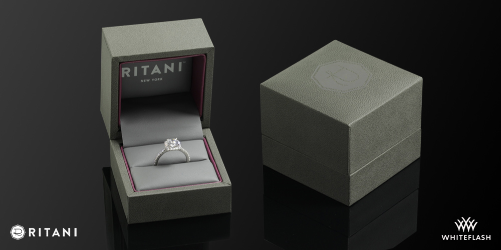 Ritani Designer Ring Box