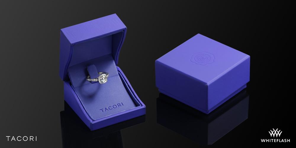 Tacori Designer Ring Box