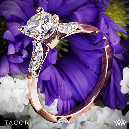 Tacori 2586-RD Diamond Engagement Ring