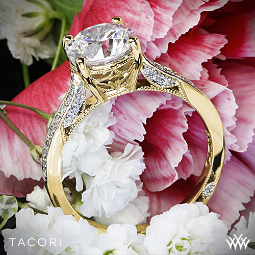 Tacori 2638-RDP Diamond Engagement Ring