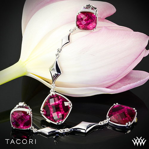 Tacori City Lights Drop Earrings