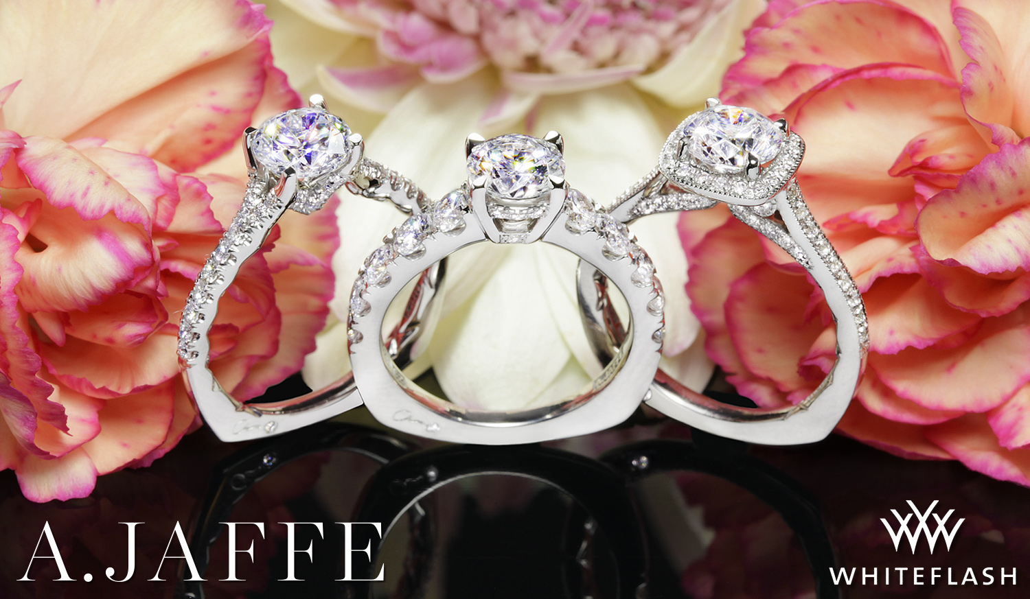 A Jaffe Designer Engagement Rings