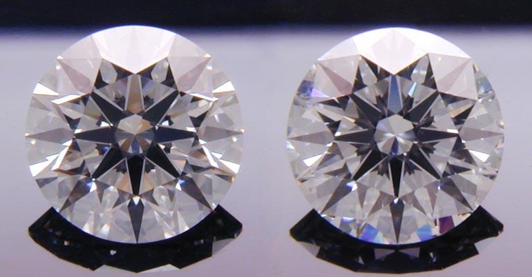 round diamond round cut diamond