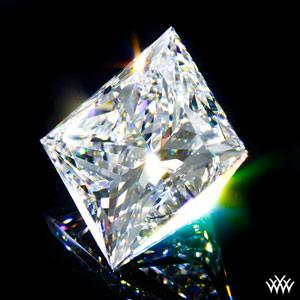 AGS 0 Princess Cut Diamond