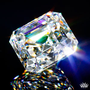 asscher cut diamond 195 glam