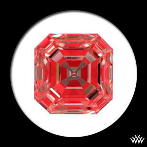 asscher cut diamond 202 ideal