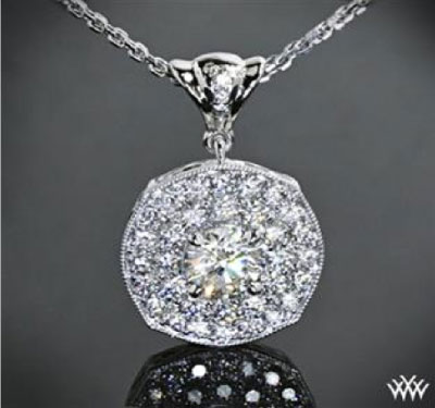 Bella Diamond Pendant