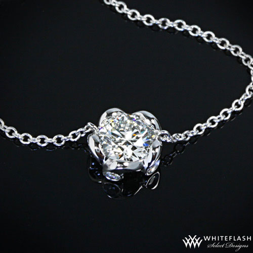 Bellerina Diamond Pendant