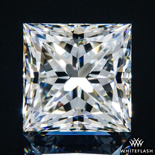 Ideal Cut Princess Diamond