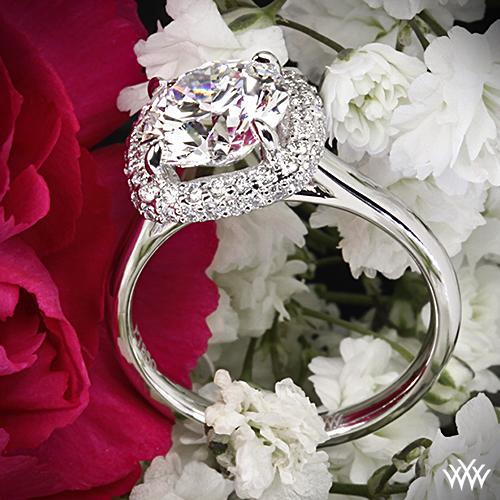 diamond ring with big diamond