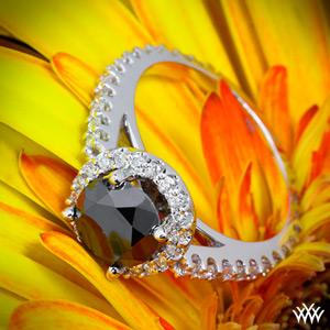 Black-Halo-Diamond-Engagement-Ring