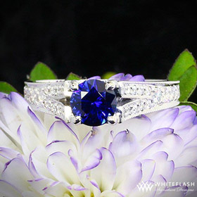 blue-sapphire-and-diamond-engagement-ring