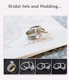 Bridal Ring Sets Pinboard