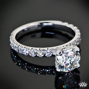 Britney Spears Diamond Engagement Ring